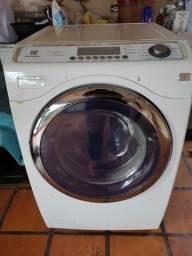 Título do anúncio: Máquina de lavar Eletrolux Lava e Seca 12 kg Ecovapor