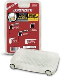 Título do anúncio: Resistência Acqua Ultra 127V 5500W 3065, Lorenzetti