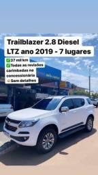 Título do anúncio: Trailblazer LTZ impecável