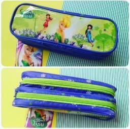 Estojo Duplo Tinker Bell Disney - Liquidação R$20,00