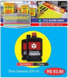 Título do anúncio: Tinta para cartaz Genesis