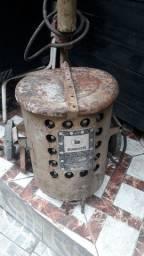 Título do anúncio: Maquina de solda Bambozzi 250 amperes