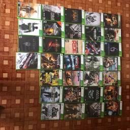 Título do anúncio: Jogos de Xbox 360