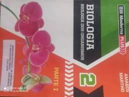 Livro biologia dos organismos parte 1