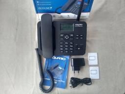 Telefone Rural/Celular de Mesa 2G - Aquário CA-42S