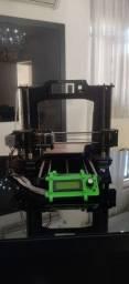 Título do anúncio: Impressora 3d montada