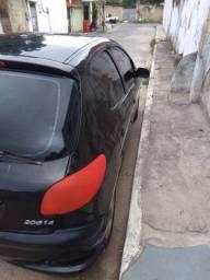 Peugeot 206 2004 8v completo