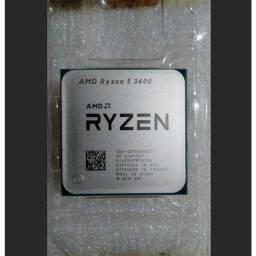 Título do anúncio: AMD Ryzen 5 3600 - processador