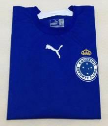 Camisa Cruzeiro 1 Puma Manga Longa G Nº 10 (2006)