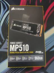 Título do anúncio: SSD M.2 NVME MP510 960GB