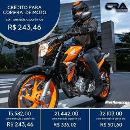 Título do anúncio: Você de moto nova