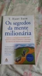 Livro - O segredo da mente Milionaria