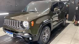 Jeep  Renegade Lngtd 4x4 Diesel 2018, (Leilão roubo e furto )