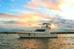 Título do anúncio: Barco Alto mar III - Mares 45