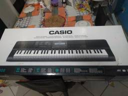 Teclado CASIO CT-X800 NOVO!!!