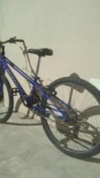Bicicleta Ultra Aço Carbono Aro 26