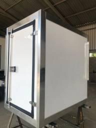 Box frigorífico para pick up Strada, Montana, Saveiro.