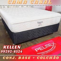 Título do anúncio: Cama Casal - Cama Cama Casal >>