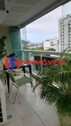 Título do anúncio: Apartamento para venda com 102 metros quadrados com 2 quartos em Humaitá - Rio de Janeiro