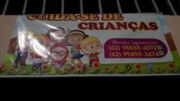 Título do anúncio: Cuido de crianças de segunda a sexta 24horas