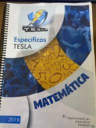 Título do anúncio: Livro da específica de matemática do Tesla