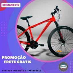 Título do anúncio: MTB aro 29 Ultimate + Shimano