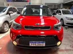 Kia Soul EX2 Automático 2016 - Única dona - Super Novo - Oportunidade - 38 mil km!!