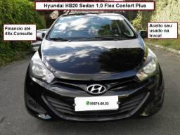 Hyundai HB20 S Confort Plus 1.0 Flex Mec.