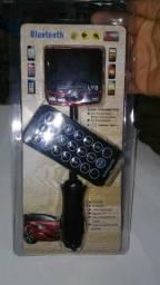 Transmissor Wireless Fm digital Bluetooth 8X1