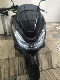 Honda Pcx 2018 marrom 20km - 2018