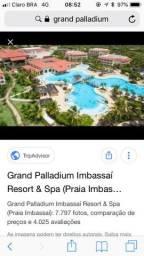 Vendo viagem para Grand palladium dia 28 até 01 de julho