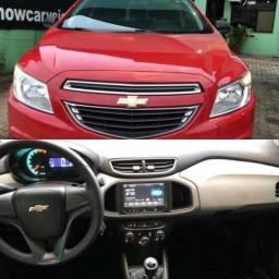 Gm - Chevrolet Onix TOP de Linha!!! - 2015