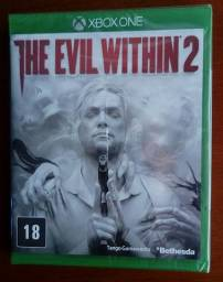 The Evil Within 2 R$ = 95 Lacrado