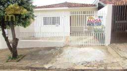 Casa com 2 dormitórios para alugar, 95 m² por R$ 900,00/mês - Jardim Vale do Sol - Preside