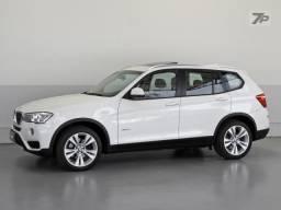 BMW X3 X-Drive 20i 2.0 Turbo 4P Automatico - 2015