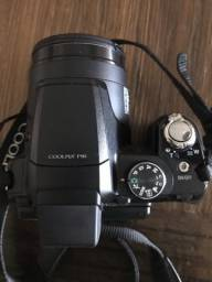 Maquina fotográfica P90 sem bateria