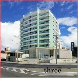 1 Suíte com varandão em 45m², O Atlântico Porto Pituba / three