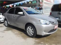 Toyota Etios 1.5 xls sedan 16v flex 4p automático - 2017