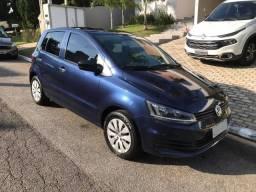 VW Fox Trendline 14/15 1.0 TEC, 67k KM, Azul Night, R$31.990,00 - 2015