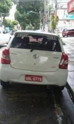 Etios taxi - 2014
