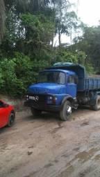 Caminhão mercedes 1513 trukado - 1989