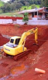 Escavadeira hidráulica PC 120