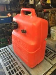 Tanque de combustível auxiliar 25 lts