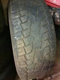 5 pneus zeta / Toledo/265/70r16.muita Borracha ainda todos bons