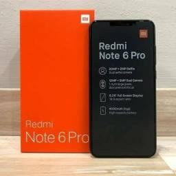 Note 6 Pro 64 GB lacrado