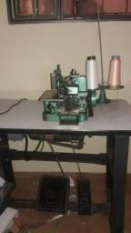 Maquina costura overlock