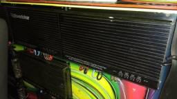 Amplificadores Roadstar 1200D