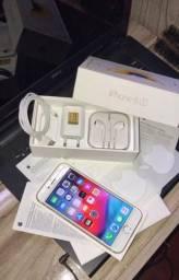 IPhone 6s de 16gb (gold) NOVO 1 mês e meio