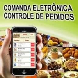 Sr garcom sistema de gerenciamento com comanda eletrônica para bares/restaurantes/