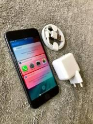 IPhone 8 64Gb Preto Desbloqueado Com Garantia Ate 15 de outubro de 2019 Saúde da Bateria: